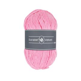 Durable Velvet - 226 Rose