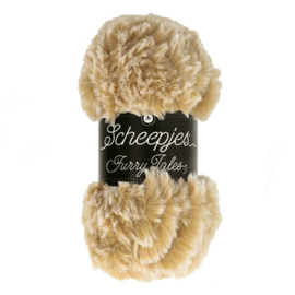 Scheepjes Furry Tales - 972 Wood Cutter