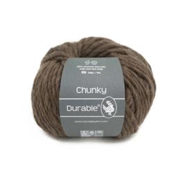 Durable Chunky Wool - 2230 Dark brown