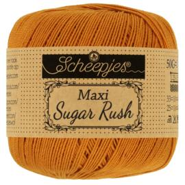Scheepjes Maxi Sugar Rush - 383 Ginger Gold