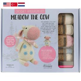 Tuva Haakpakket amigurumi Meadow the Cow Scheepjes Catona