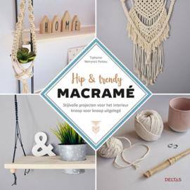 Boek: Hip en Trendy Macrame