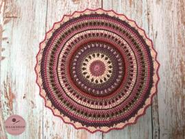 Haak Pakket 'All Colors Mandala' Mijo Crochet