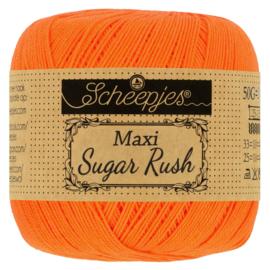 Scheepjes Maxi Sugar Rush - 281 Tangerine