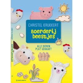 Boek:  Boerderijbeestjes - Christel Krukkert