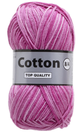 Lammy Yarns Cotton 8/4 Multi 630