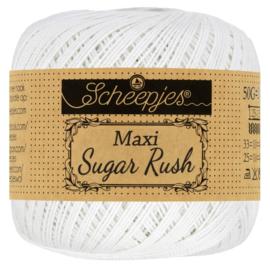 Scheepjes Maxi Sugar Rush - 106 Snow White