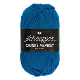 Scheepjes Chunky Monkey - 2011 Ultramarine