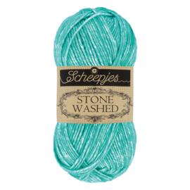 Scheepjes Stone Washed - 824 Turquoise