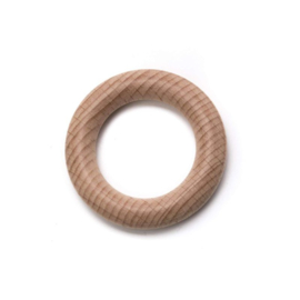 Beukenhouten ring 54mm