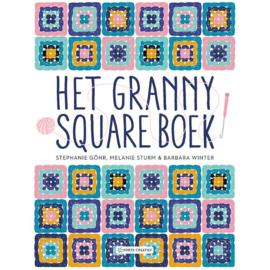 Boek:  Het granny square boek - Stephanie Göhr E.A.