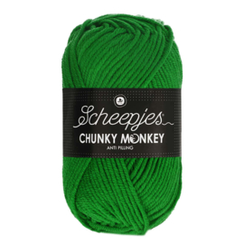 Scheepjes Chunky Monkey - 2014 Emerald