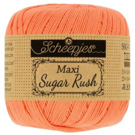 Scheepjes Maxi Sugar Rush -  410 Rich Coral