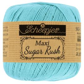 Scheepjes Maxi Sugar Rush - 397 Cyan