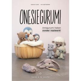 Boek: Onesiegurumi - Sascha Blase