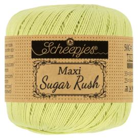 Scheepjes Maxi Sugar Rush - 392 Lime Juice