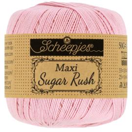 Scheepjes Maxi Sugar Rush - 246 Icy Pink