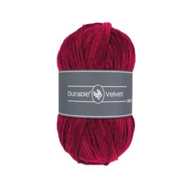 Durable Velvet - 222 Bordeaux