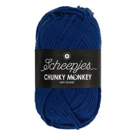 Scheepjes Chunky Monkey - 1117 Royal Blue