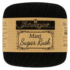 Scheepjes Maxi Sugar Rush - 110 Black