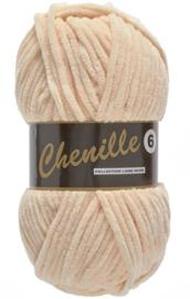 Lammy Yarns Chenille 6 - 218 beige/peach