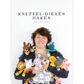 Boek: Knuffel-dieren haken - Imke Crooijmans
