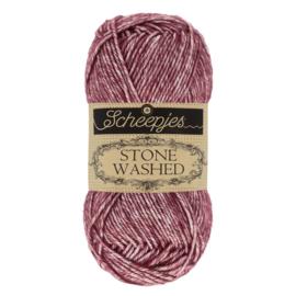 Scheepjes Stone Washed - 810 Garnet