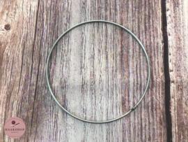 Metalen ring 15cm doorsnede