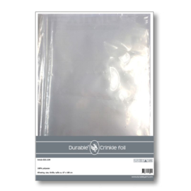 Durable Crinkle Foil/ kreukel folie 67x100cm