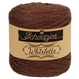 Scheepjes Whirlette 100g -  863 Chocolate