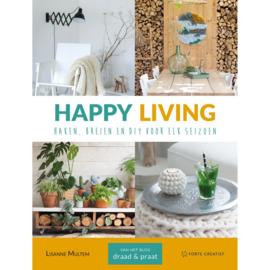 Boek: Happy Living haken breien