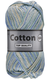 Lammy Yarns Cotton 8/4 Multi 625