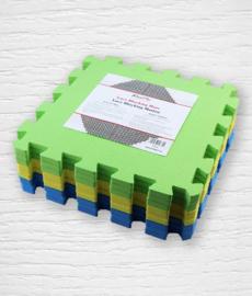 KnitPro Lace blocking 9 mats 30x30x1cm