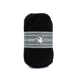 Durable Coral - 325 Black