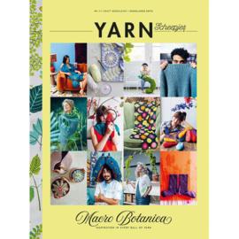 Boek:  Scheepjes YARN Bookazine 11 Macro Botanica NL