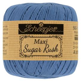 Scheepjes Maxi Sugar Rush - 261 Capri Blue