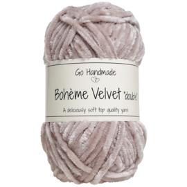 """GoHandMade Bohème Velvet """"double"""" Beige"""