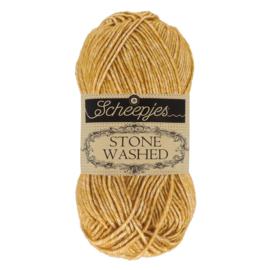 Scheepjes Stone Washed - 809 Yellow Jasper