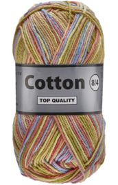Lammy Yarns Cotton 8/4 Multi 634