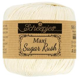 Scheepjes Maxi Sugar Rush - 130 Old Lace