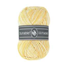 Durable Cosy Fine Faded - 309 Light yellow