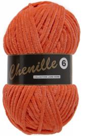 Lammy Yarns Chenille 6 - 312 - Oranje