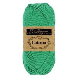 Scheepjes Catona 50g - 241 Parrot Green