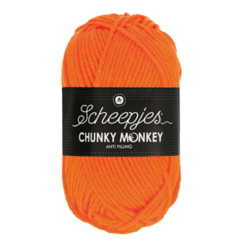 Scheepjes Chunky Monkey - 2002 Orange