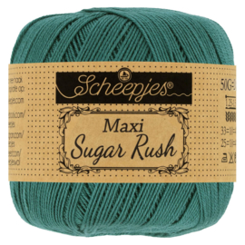 Scheepjes Maxi Sugar Rush - 391 Deep Ocean
