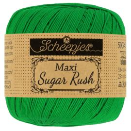 Scheepjes Maxi Sugar Rush -  606 Grass Green