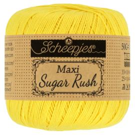 Scheepjes Maxi Sugar Rush - 280 Lemon