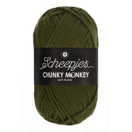 Scheepjes Chunky Monkey - 1027 Moss Green