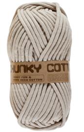 Lammy Yarns Chunky Cotton - 791 beige
