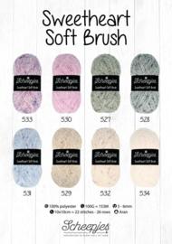 Scheepjes Sweetheart Soft Brush - 528